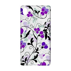 Floral Pattern Sony Xperia Z3+ by Valentinaart
