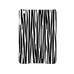 Zebra Pattern Ipad Mini 2 Hardshell Cases by Valentinaart