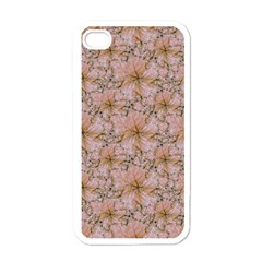 Nature Collage Print Apple Iphone 4 Case (white) by dflcprints