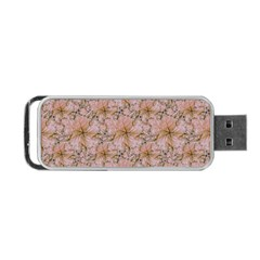 Nature Collage Print Portable Usb Flash (two Sides) by dflcprints