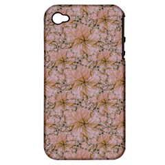 Nature Collage Print Apple Iphone 4/4s Hardshell Case (pc+silicone) by dflcprints