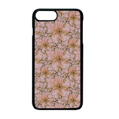 Nature Collage Print Apple Iphone 7 Plus Seamless Case (black) by dflcprints