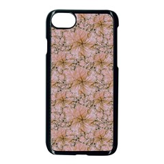 Nature Collage Print Apple Iphone 7 Seamless Case (black) by dflcprints