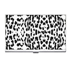 Animal Print Business Card Holders by Valentinaart