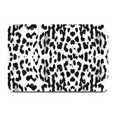 Animal Print Plate Mats by Valentinaart