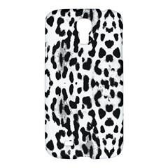 Animal Print Samsung Galaxy S4 I9500/i9505 Hardshell Case by Valentinaart