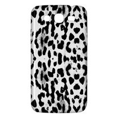 Animal Print Samsung Galaxy Mega 5 8 I9152 Hardshell Case  by Valentinaart