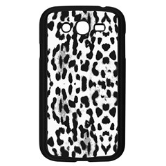 Animal Print Samsung Galaxy Grand Duos I9082 Case (black) by Valentinaart