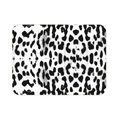 Animal Print Double Sided Flano Blanket (mini)  by Valentinaart