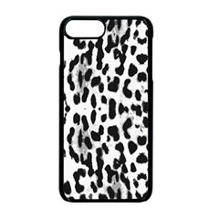 Animal Print Apple Iphone 7 Plus Seamless Case (black) by Valentinaart