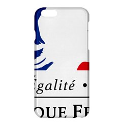 Symbol Of The French Government Apple Iphone 6 Plus/6s Plus Hardshell Case by abbeyz71