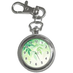Spring Leaves Nature Light Key Chain Watches by Simbadda