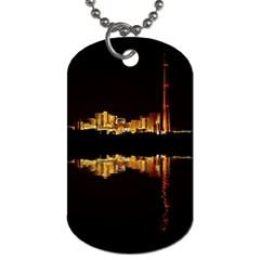 Waste Incineration Incinerator Dog Tag (two Sides) by Simbadda
