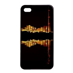 Waste Incineration Incinerator Apple Iphone 4/4s Seamless Case (black) by Simbadda