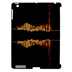 Waste Incineration Incinerator Apple Ipad 3/4 Hardshell Case (compatible With Smart Cover) by Simbadda