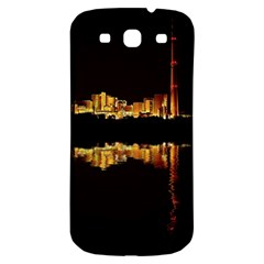 Waste Incineration Incinerator Samsung Galaxy S3 S Iii Classic Hardshell Back Case by Simbadda