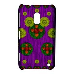 Buddha Blessings Fantasy Nokia Lumia 620 by pepitasart