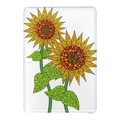 Sunflowers Flower Bloom Nature Samsung Galaxy Tab Pro 12 2 Hardshell Case by Simbadda