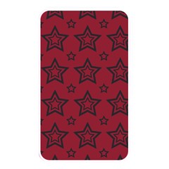 Star Red Black Line Space Memory Card Reader by Alisyart