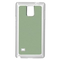 Mardi Gras  Samsung Galaxy Note 4 Case (White)