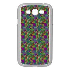 Pattern Abstract Paisley Swirls Samsung Galaxy Grand Duos I9082 Case (white) by Simbadda