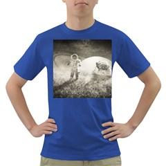 Astronaut Space Travel Space Dark T Shirt