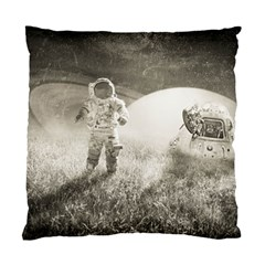 Astronaut Space Travel Space Standard Cushion Case (one Side) by Simbadda