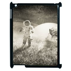 Astronaut Space Travel Space Apple Ipad 2 Case (black) by Simbadda