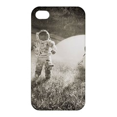 Astronaut Space Travel Space Apple Iphone 4/4s Hardshell Case by Simbadda
