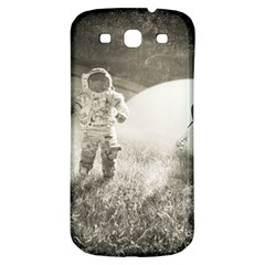 Astronaut Space Travel Space Samsung Galaxy S3 S Iii Classic Hardshell Back Case by Simbadda