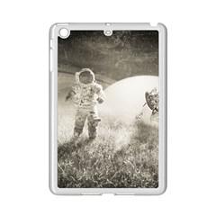 Astronaut Space Travel Space Ipad Mini 2 Enamel Coated Cases by Simbadda