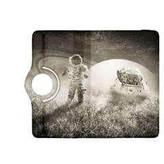 Astronaut Space Travel Space Kindle Fire Hdx 8 9  Flip 360 Case by Simbadda