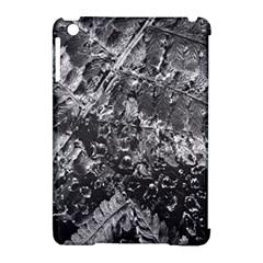 Fern Raindrops Spiderweb Cobweb Apple Ipad Mini Hardshell Case (compatible With Smart Cover) by Simbadda