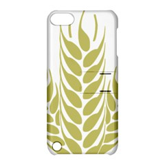 Tree Wheat Apple Ipod Touch 5 Hardshell Case With Stand by Alisyart