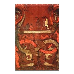 Works From The Local Shower Curtain 48  X 72  (small)  by Simbadda