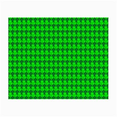 St  Patricks Day Green Small Glasses Cloth by PhotoNOLA