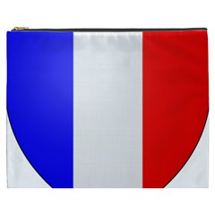 Shield On The French Senate Entrance Cosmetic Bag (xxxl)  by abbeyz71