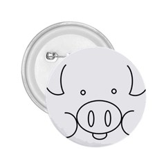 Pig Logo 2 25  Buttons by Simbadda
