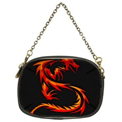 Dragon Chain Purses (one Side)  by Simbadda