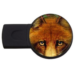 Fox Usb Flash Drive Round (4 Gb) by Simbadda