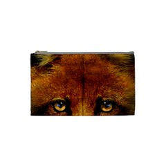 Fox Cosmetic Bag (small)  by Simbadda