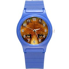 Fox Round Plastic Sport Watch (s) by Simbadda