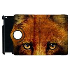Fox Apple Ipad 3/4 Flip 360 Case by Simbadda