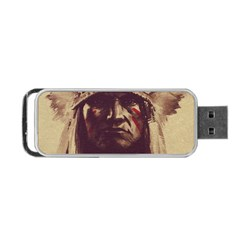 Indian Portable Usb Flash (two Sides) by Simbadda