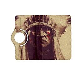 Indian Kindle Fire Hd (2013) Flip 360 Case by Simbadda