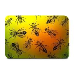 Insect Pattern Plate Mats by Simbadda