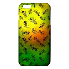 Insect Pattern Iphone 6 Plus/6s Plus Tpu Case by Simbadda