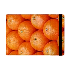 Orange Fruit Apple Ipad Mini Flip Case by Simbadda