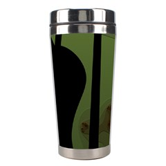 Fractal Prison Stainless Steel Travel Tumblers by Simbadda