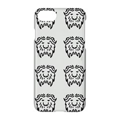 Animal Bison Grey Wild Apple Iphone 7 Hardshell Case by Alisyart